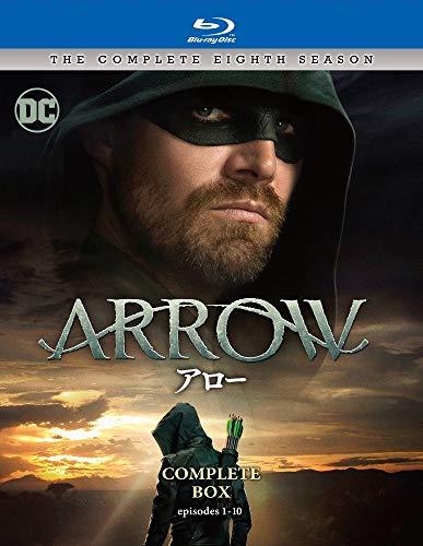 ARROW/アロー ファイナル・シーズン ブルーレイ コンプリート・ボックス (3枚組) [Blu-ray]