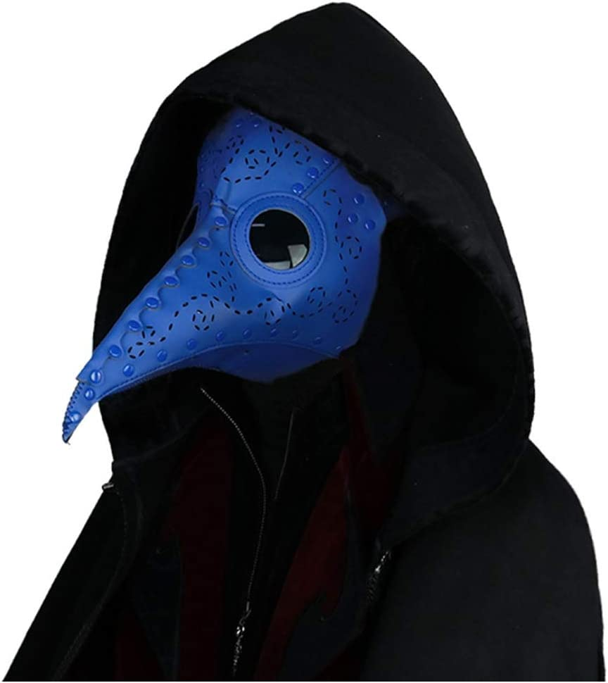 LUYIYI Halloween Party Super Special SALE Translated held Crow Doctor Decoration Mask Cosplay Lea