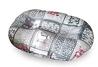 Soffice cuscino Per cani e gatti Tessuto arredo e imbottitura  poliestere Misura 61 x 40 cm