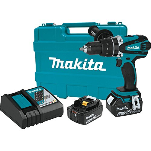 Makita XFD03Z 18V LXT Lithium-Ion Cordless 1/2' Driver-Drill, Tool Only