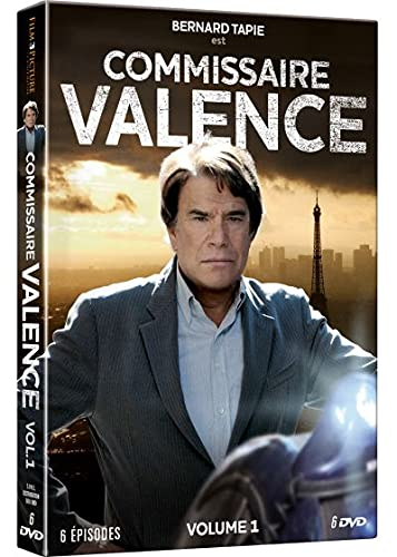Commissaire Valence-Volume 1 [DVD]