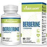 Supplemento di erbe premium 1000mg con silimarina per un migliore assorbimento, senza OGM e senza glutine