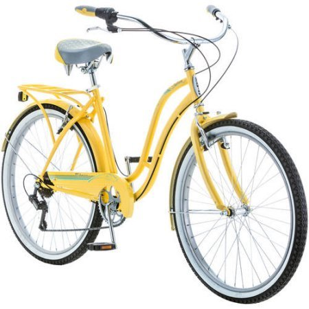 Schwinn 26' Fairhaven Women's 7-Speed Cruiser...