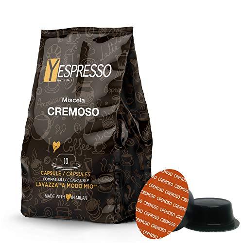yespresso Capsule compatibili Lavazza a modo mio CREMOSO - 240 capsule