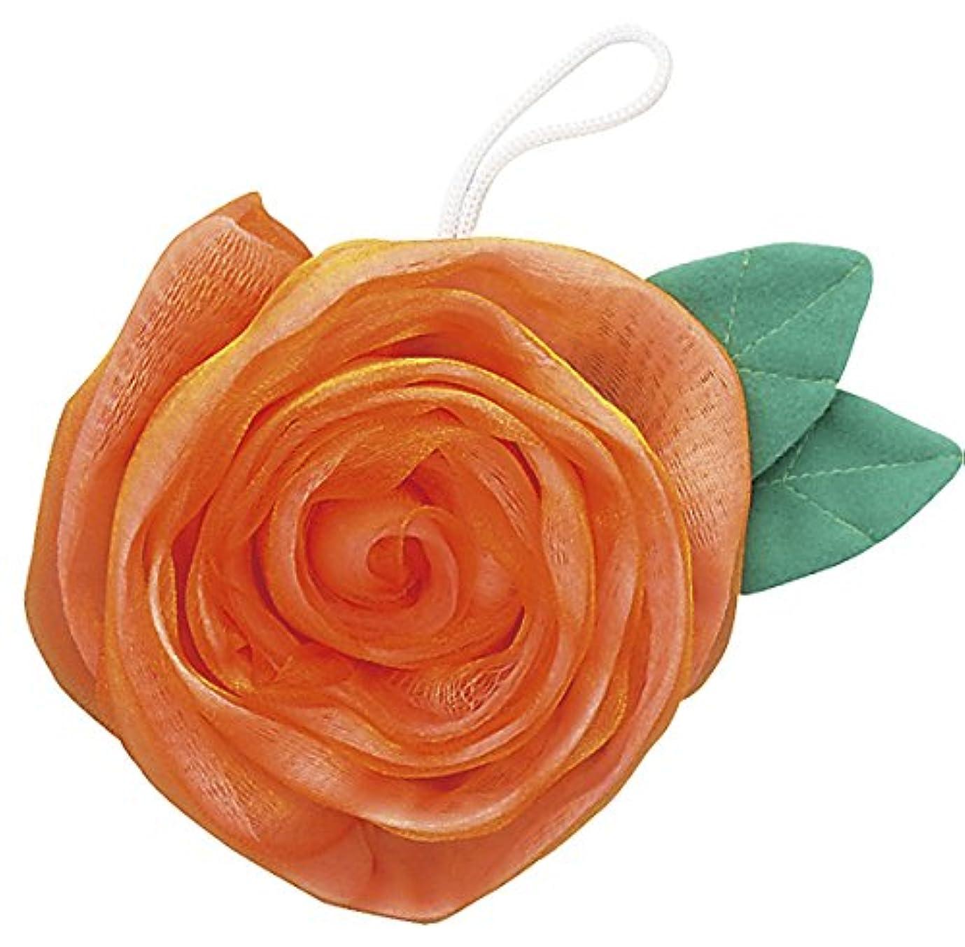 してはいけません作ります結晶フジインターナショナル エレガントローズ 薔薇のボディスポンジ ゴールド BS-G