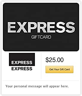 Express Gift Cards - E-mail Delivery