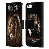 Officiel Harry Potter Hermione Granger Sorcerer's Stone II Coque en Cuir à Portefeuille Compatible...