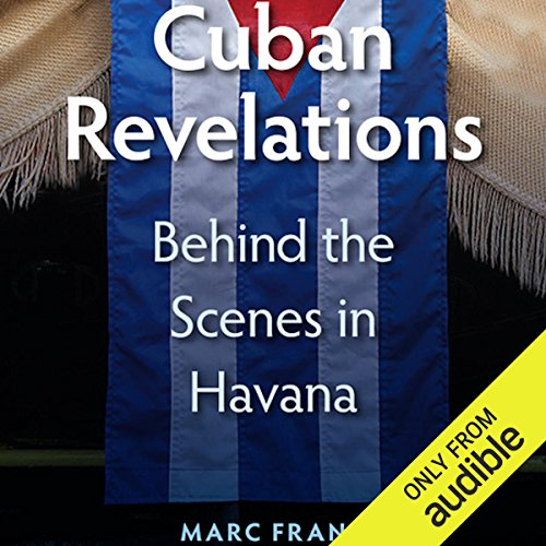 Cuban Revelations audiobook cover art