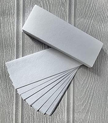 Professional Paper Waxing Strips - Disposable - Non Woven - x100