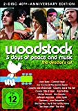 Woodstock - 3 Days of Peace & Music [Alemania] [DVD]