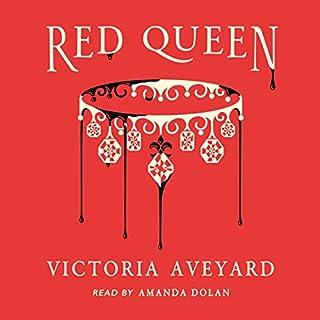 Red Queen cover art