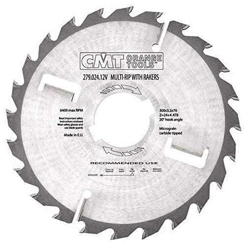 CMT Orange Tools CMT 279.028.14V - Sierra multiple con dentones 350x3.5x70 z=28+4