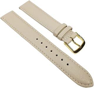Graf Manufaktur GR-22579-14G - Correa para reloj, color beige