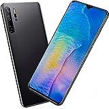 XIAOQIAO Smartphone P30 Pro Teléfono Móvil con Pantalla Grande, 6.3 Pulgadas HD + Pantalla Desplegable, Disfrutando de una Cámara Frontal de 13 MP + 24 Millones de Cámaras Traseras HD