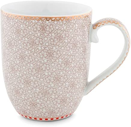 Preisvergleich für Pip Studio Mug small Spring to Life | off white | 145 ml