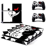 Danganronpa V3: Killing Harmony PS4 Skin Console and 2 Controller, Vinyl Decal Sticker Full Cover Protective by Mr Wonderful Skin