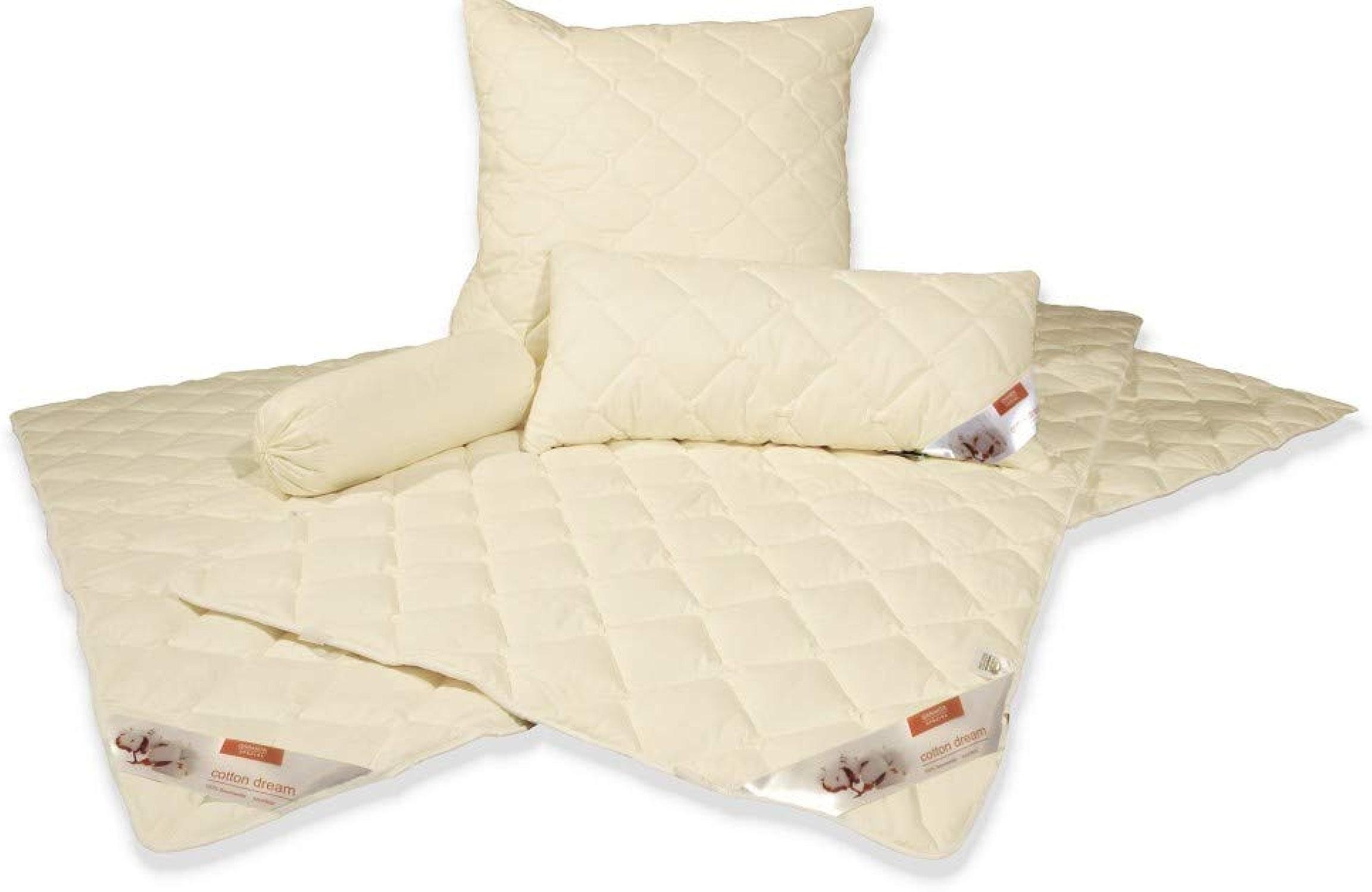 Garanta Cotton Couette Bio Coton léger de Couette 135x 200cm