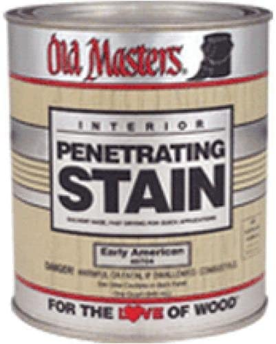 Old Masters 40216 Interior Penetrating Wood Gol Pint favorite Stain 2 1 Directly managed store