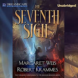 The Seventh Sigil audiobook cover art