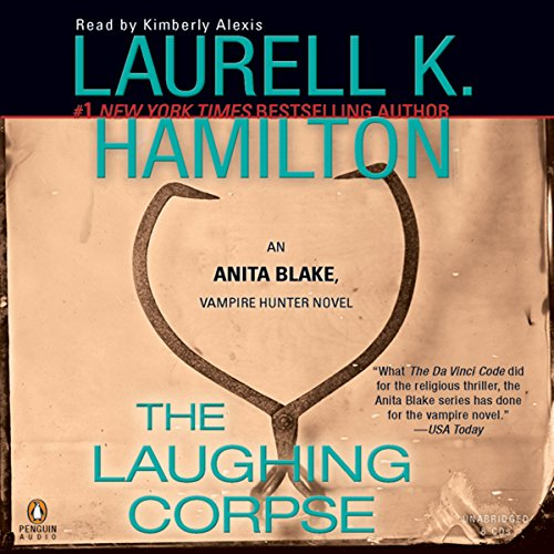 The Laughing Corpse audiobook cover art