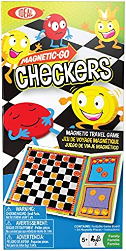 Ideal Magnetverschluss GO. Checkers