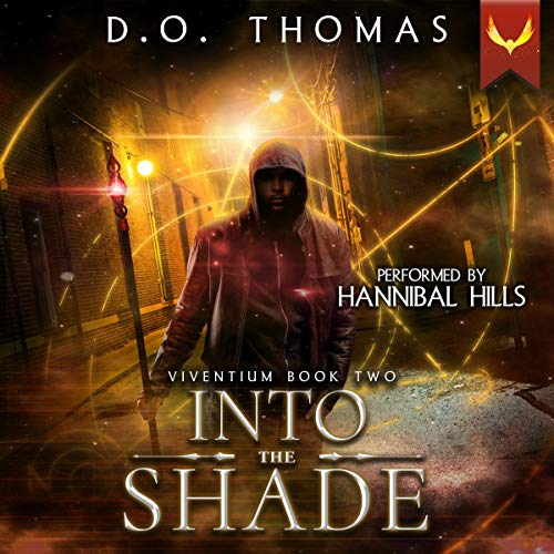Into the Shade cover art
