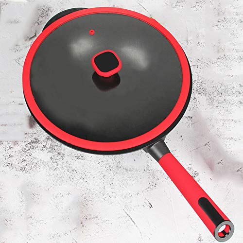 DAGONGREN Thickening Wok Stone Non-stick Frying Pan Pancake Steak Pan No fumes kitchen Cookware Use for Gas Induction Cooker