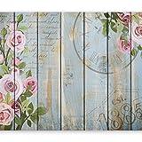 murando Fotomurales 300x210 cm XXL Papel pintado tejido no tejido Decoración de Pared decorativos Murales moderna de Diseno Fotográfico flores 10110906-78