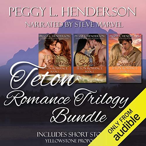 Teton Romance Trilogy Bundle audiobook cover art