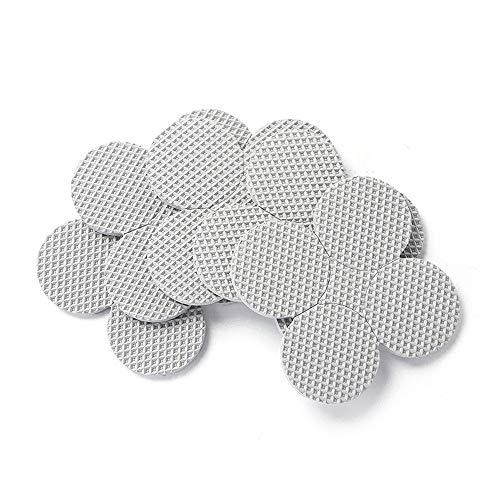 Zhongsufei-HM Tisch Stuhlbein Socken Premium Möbelfüße mit Gummi & Filz - Beste Hartholz-Bodenschoner für alle Möbel Hohe effektive Möbelpolster für Möbelfußkappen Anti Scratch