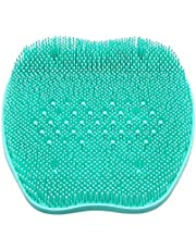 Cepillo de pie de silicona Scrubber Masajeador Cepillo de pie de ducha Limpieza profunda Exfoliar Spa Aumenta la circulación