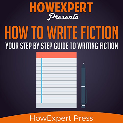 How to Write Fiction cover art