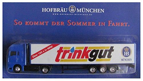 Hofbräu München Nr.G3031 - Trinkgut - Man - Sattelzug