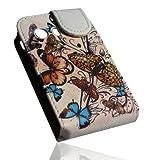Funda Flip Style–Diseño No. 5–Cover Funda Case para Samsung S5360Galaxy Y