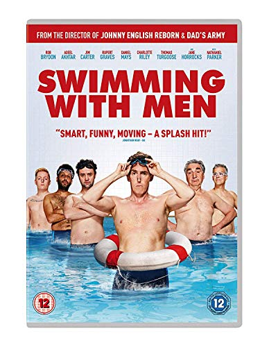 Swimming With Men (DVD) [2018]