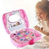 Kudoo Caja del Maquillaje, Juguete no tóxico Determinado cosmético de los cosméticos del Regalo, Muchachas seguras para el niño del niño