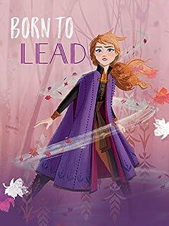 Funko Pop! - Disney (Frozen 2), Lienzo 30X40 Born To Lead Anna (Windows)
