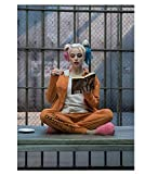 ZYHSB Birds Of Prey Joker Schauspielerin Harley Quinn