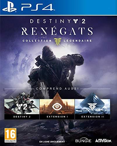 Destiny 2 The Forsaken Legendary Collection (PS4)