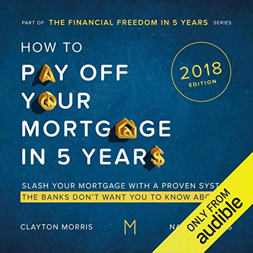 『How to Pay Off Your Mortgage in Five Years, Second Edition』のカバーアート