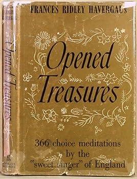 Hardcover Opened Treasures Book