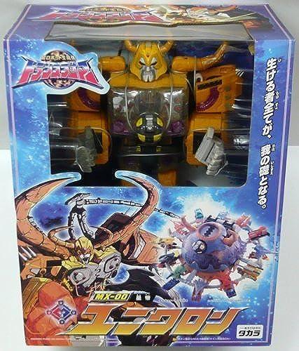 Super Robot Leben Transformers  MX-00 Yunikuron (Japan Import   Das Paket und das Handbuch werden in Japanisch)