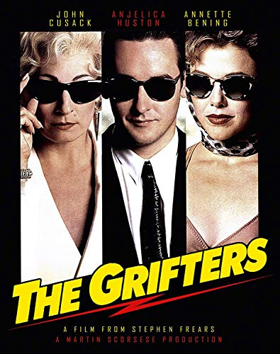 The Grifters (Dual Format Limited Edition) 101 Black Label [Reino Unido] [Blu-ray]