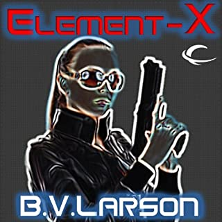 Element-X cover art