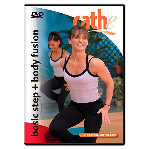 Cathe Friedrich's Basic Step + Body Fusion DVD