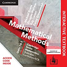 CSM VCE Mathematical Methods Units 1 and 2 Digital Bundle (Interactive Textbook and Hotmaths)