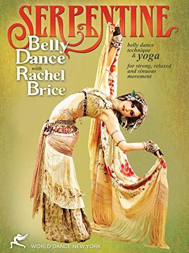 Serpentine: Bellydance with Rachel Brice (TWO-DVD SET): Complete belly dancing instructional program, How-to in Rachel\'s tribal style belly dance, ... yoga [DVD] [ALL REGIONS] [NTSC] [WIDESCREEN]