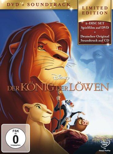 Der König der Löwen (+ Audio-CD) (Limited Edition)