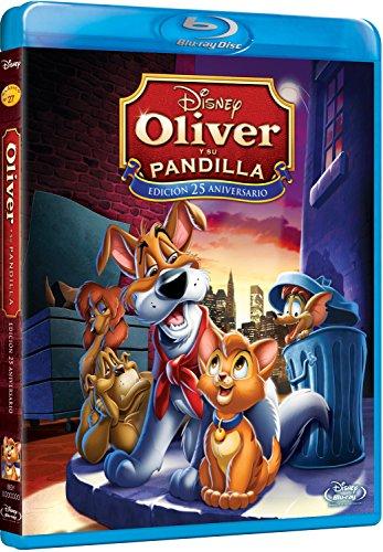 Oliver Y Su Pandilla - Edición 25º Aniversario Blu-ray