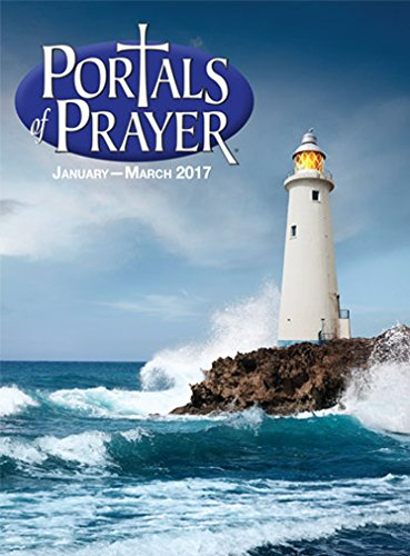 Portals of Prayer - Large Print ed